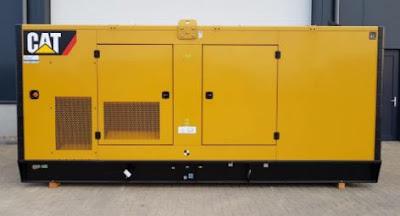 Máy phát điện Caterpillar 200kva – 2000kva