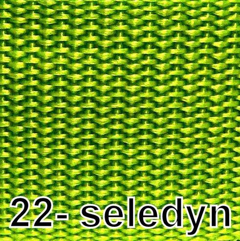 22 - seledyn