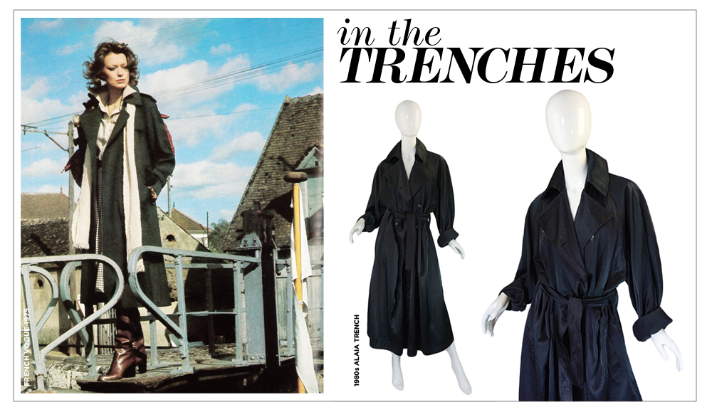 The Trench!