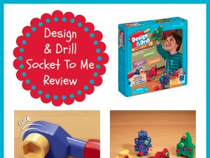 Design & Drill® Socket to Me {Review}