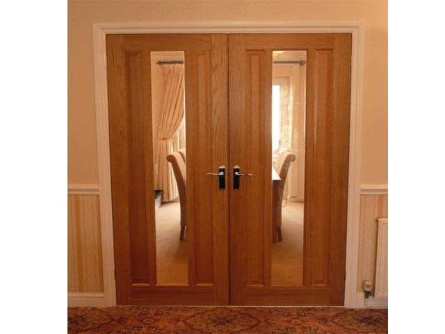 Mẫu khóa cửa gỗ sồi cao cấp