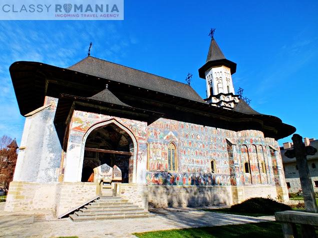 manastirea sucevita 2013