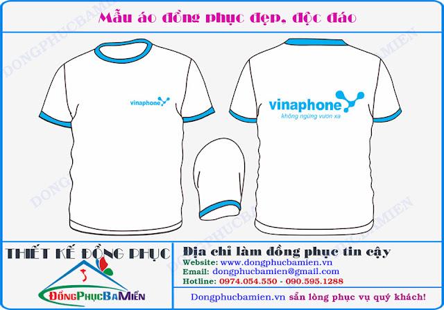 Dong phuc Vinaphone