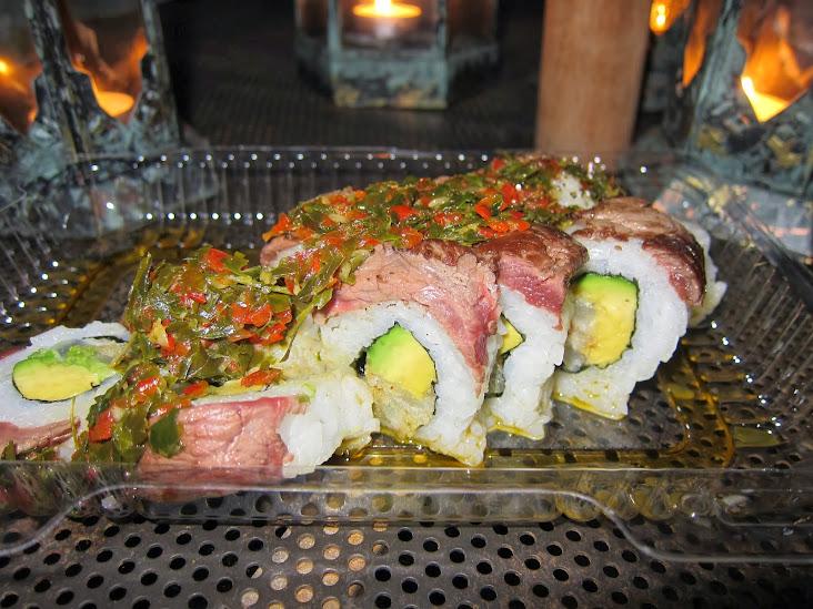Peruvian Sushi