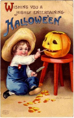 Wishing You A Fun Halloween
