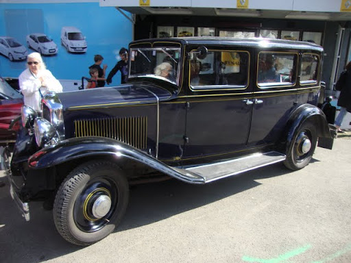 La Coupe Florio 2011 - Promenade & Exposition. DSC03242