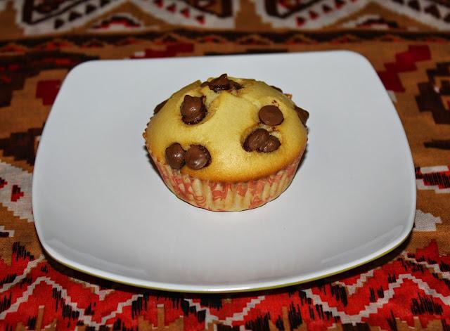 Pengalaman Pertama Bikin Muffin
