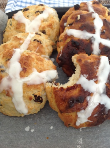 Hot Cross Buns recipe - 13
