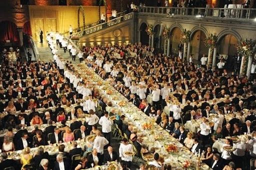 Cận cảnh bữa tiệc xa hoa chiêu đãi người đoạt giải Nobel 8