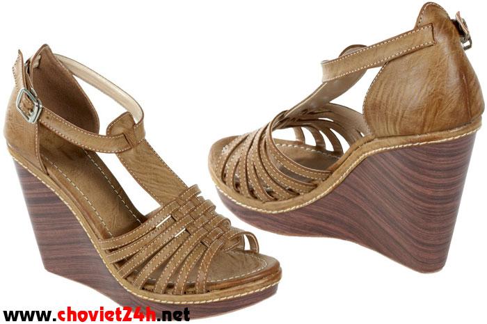 Giày đế xuồng Sophie Halia - SHAL36-40