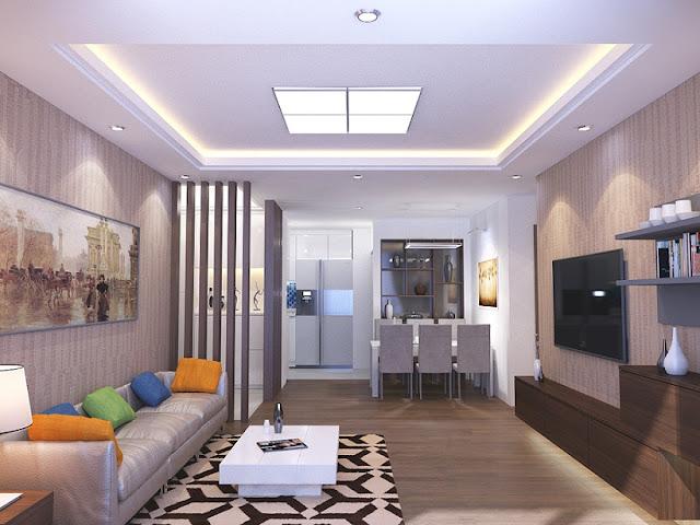 Thiết kế chung cư MHD Trung Văn