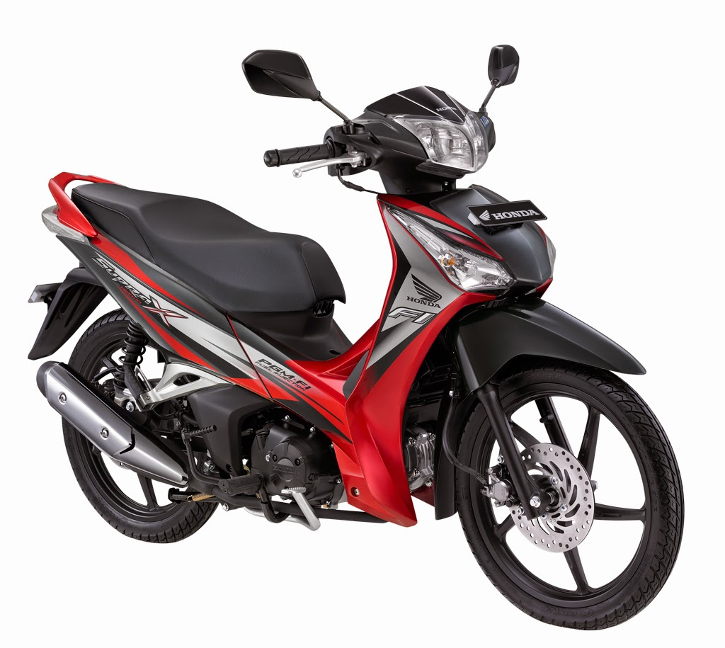 Modifikasi Motor Honda Revo dx