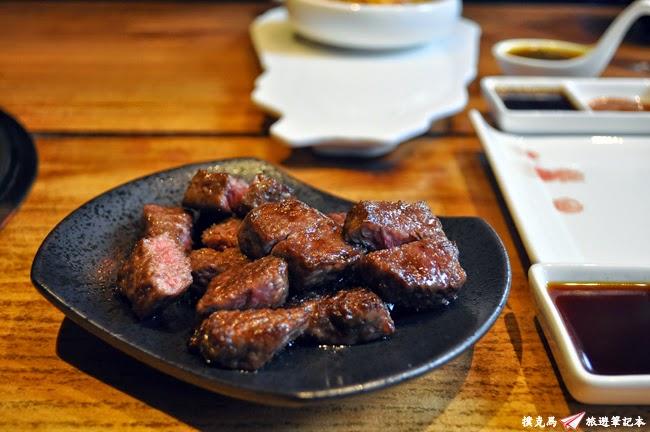 羊角BAR炭燒和牛專門牛肉