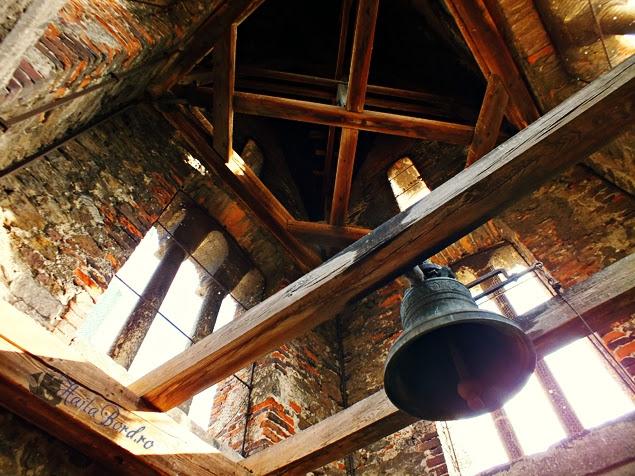 clopot biserica santamaria orlea hunedoara