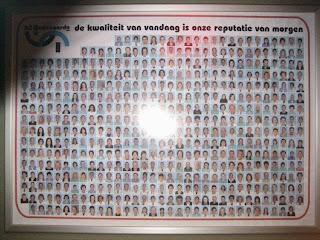 Bezoek ziekenhuis AZ Oudenaarde