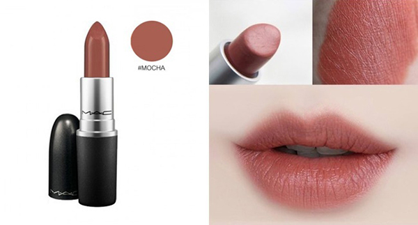 son MAC Satin Lipstick - Mocha