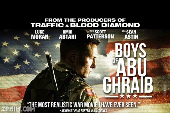Ảnh trong phim Nhà Tù Abu Ghraib - Boys of Abu Ghraib 1