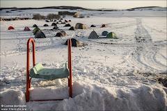 Pour un aller direct sur les tentes
