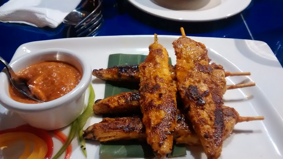 Malaka Chicken Satay