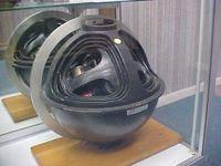 Gyroscope in a V2 rocket