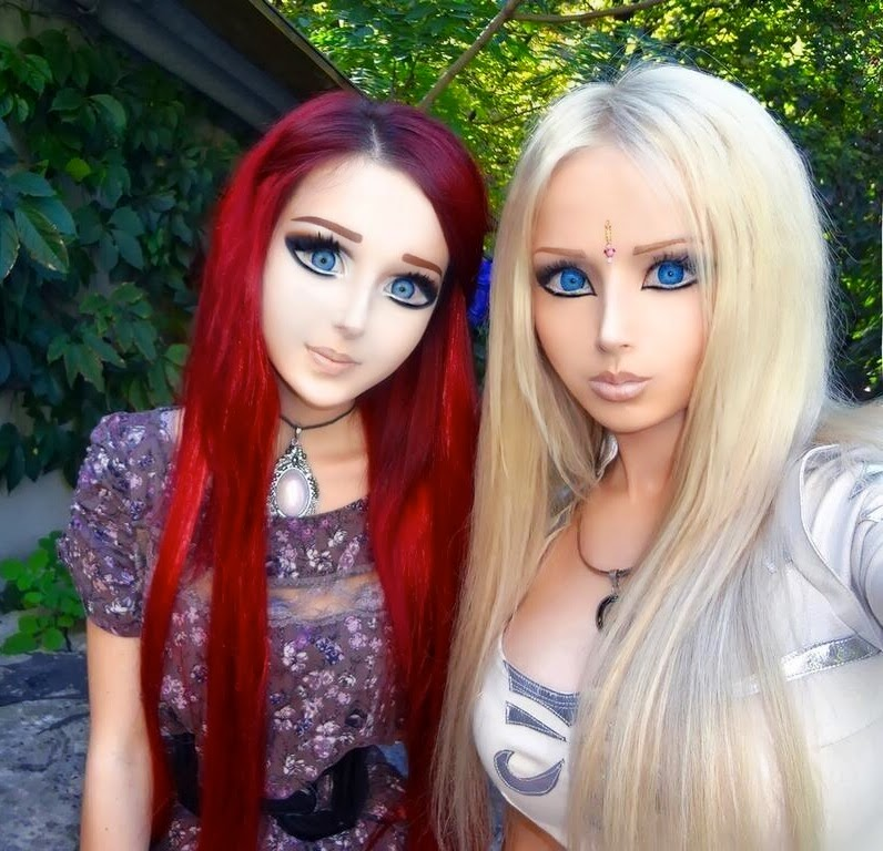 Real Life Barbie Doll 25