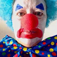 Linda Vich Creates: Clowning Around On Halloween