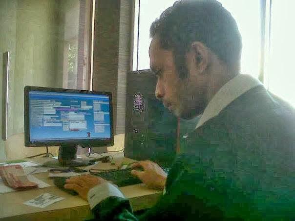 """Pelatihan Software """"AULIA SOFTWARE"""" PAK KOPSYAH versi micro Banking System"""