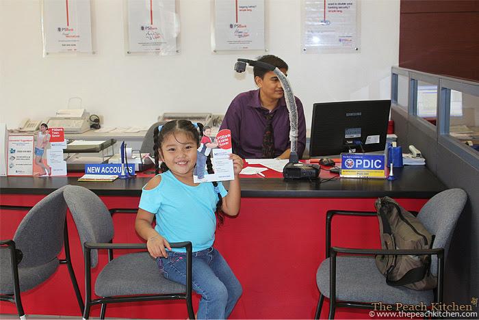 PSBank Kiddie Saver | www.thepeachkitchen.com