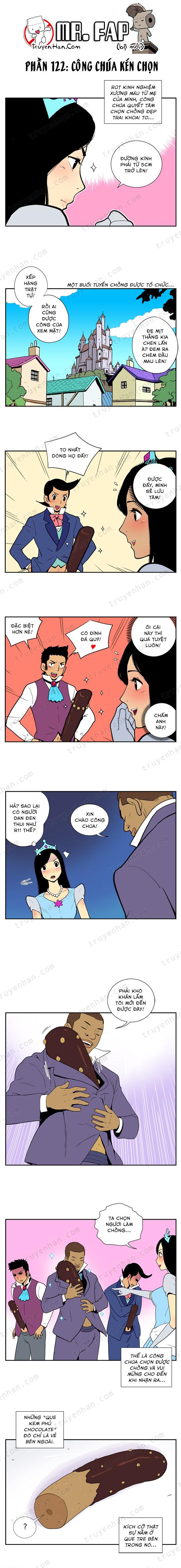 Mr. FAP (bộ mới) phần 122: Công chúa kén chọn
