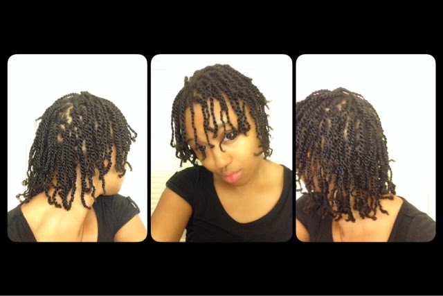 Desire My Natural How To Mini Twists On Fine Natural Hair