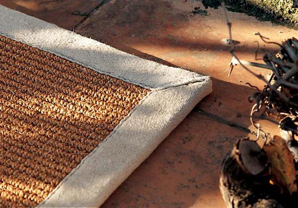 Atelier tatababa rinnovare la camera di un bimbo i - Tappeti in fibra di cocco ...