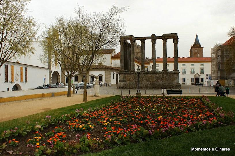 Évora, o templo de Diana
