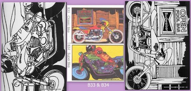 kleurplaten van brammetje texel