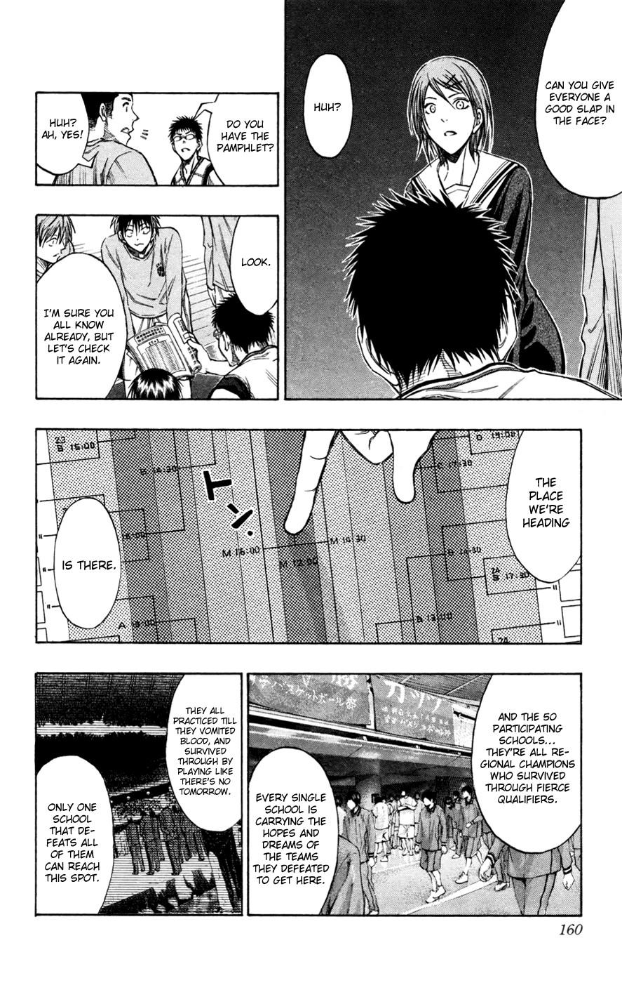 Kuroko no Basket Manga Chapter 143 - Image 10