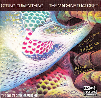 String Driven Thing ~ 1973 ~ The Machine That Cried