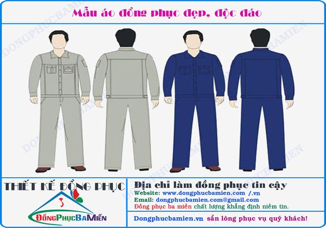 Dong phuc lao dong 002