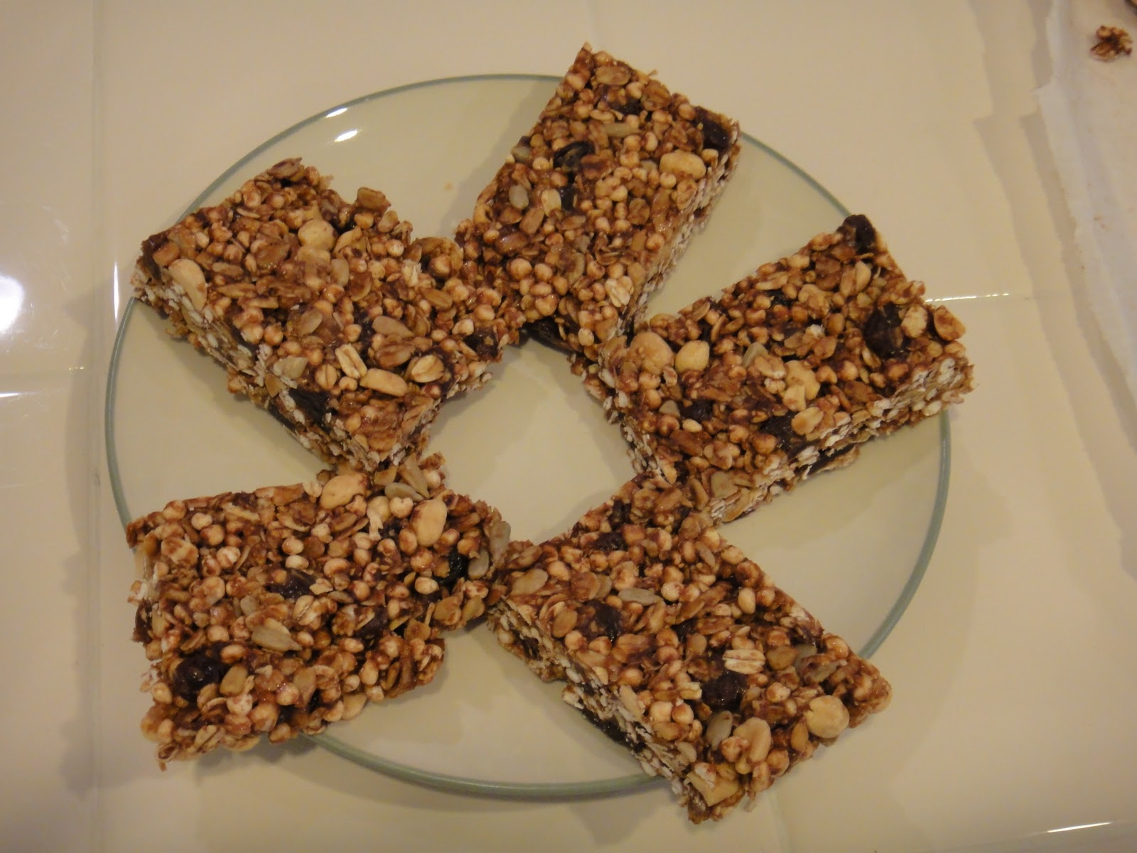 ... Your Way Fit: Clean Eating Healthy Homemade Granola Bars (No Bake