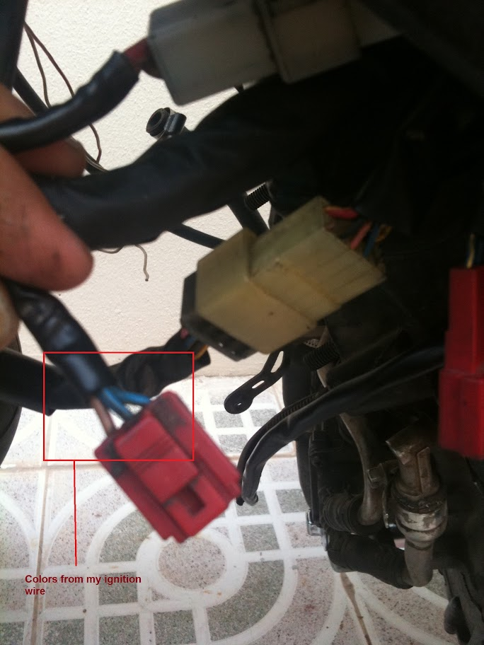 Electrical problem need help!! - Yamaha R1 Forum: YZF-R1 Forums
