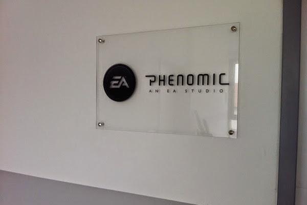 EA đóng cửa chi nhánh EA Phenomic tại Đức 1