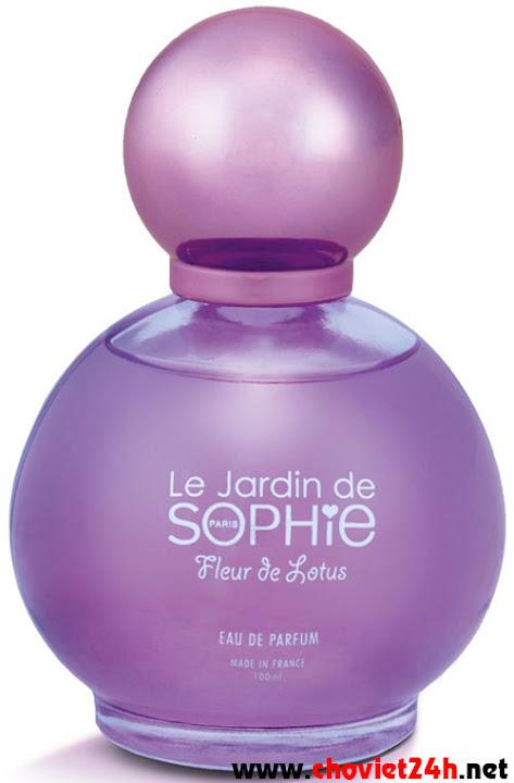 Nước hoa Sophie Paris - SG3