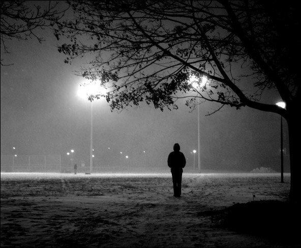 Bài Thơ Nỗi Buồn Đêm Vắng (bát ngôn)