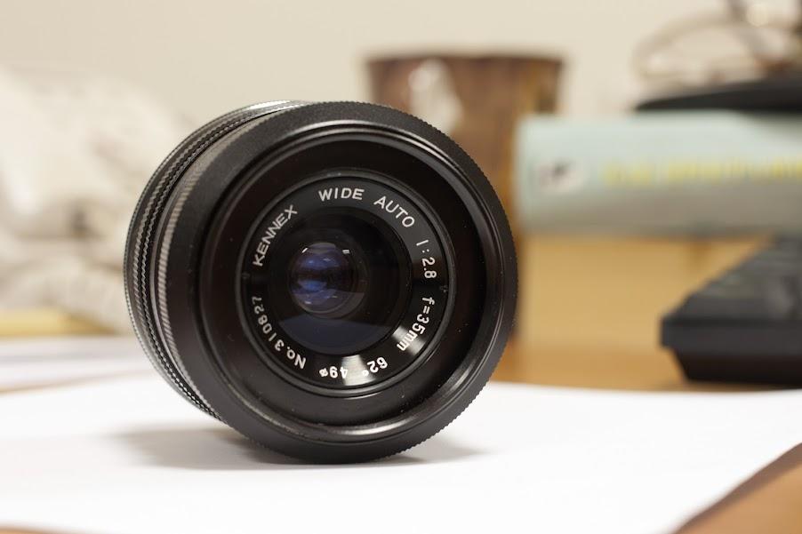 Kennex 50mm