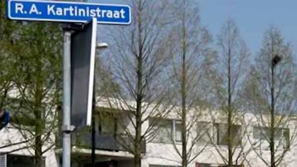Jalan R. A. Kartini Di Belanda