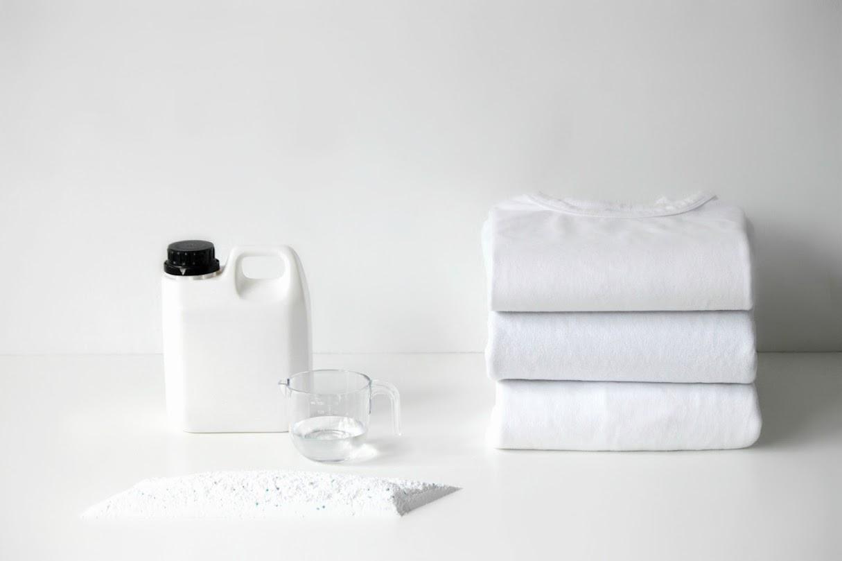 Tokeo la picha la whitening white garments