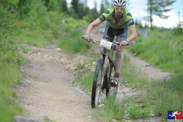 Велосипедная многодневка Beskidy MTB Trophy 2013 - Будько Михаил
