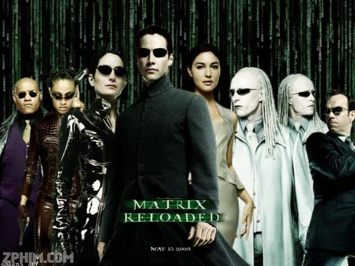 Ảnh trong phim Ma Trận 2: Tái Lập - The Matrix Reloaded 1