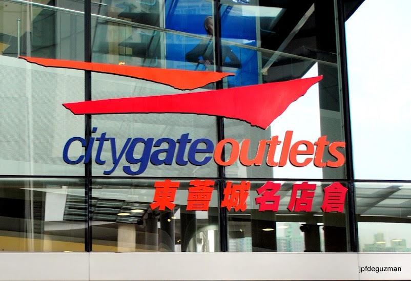 Citygate Mall @ Tung Chung