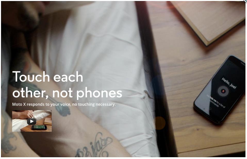 Motorola Ad