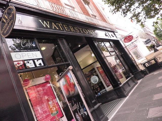Waterstones. From 28 Best Bookshops in Dublin
