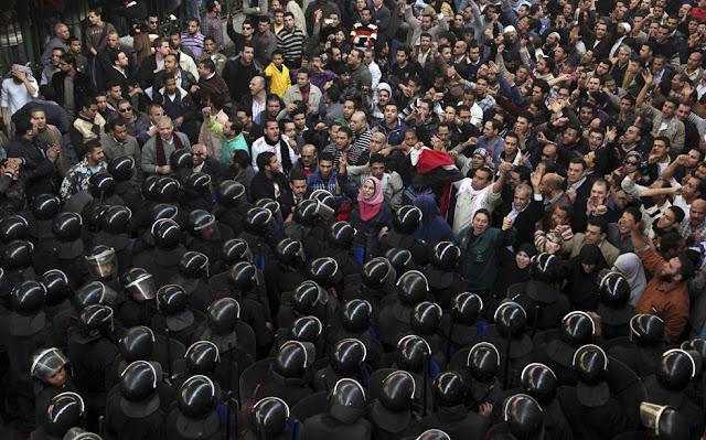 Egyptian Revolution شريف الحكيم Egypt1.28